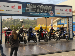 Ya se conocen los puntos de paso de la Rider 1000