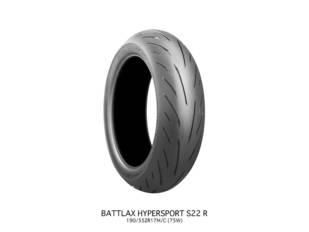 Suzuki apuesta por los neumáticos Bridgestone Battlax para su Hayabusa