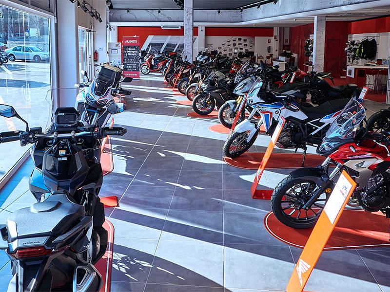 Akaimoto, el nuevo concesionario oficial Honda en Sant Boi de Llobregat (Barcelona)