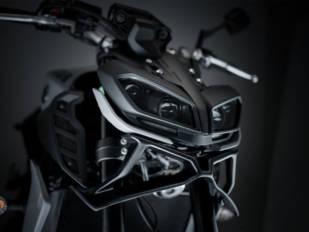 Puig lanza un alerón frontal para la Yamaha MT-09