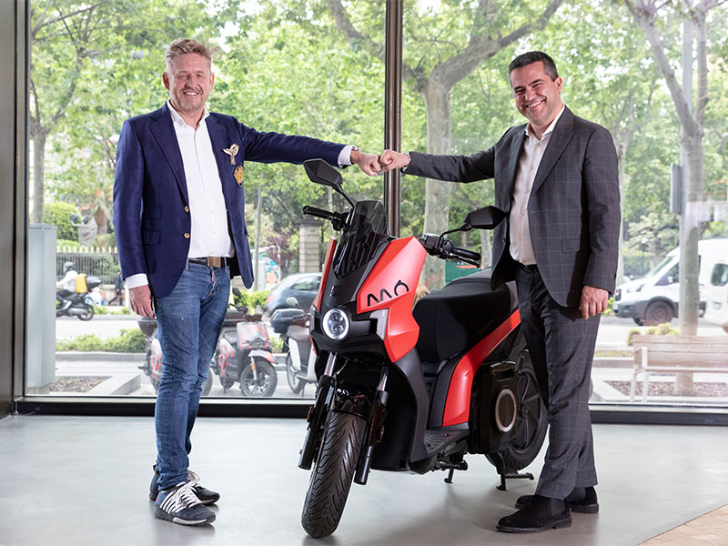 SEAT Mó ya cuenta con una red de 70 puntos de venta en España