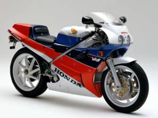 Programa RC30 Forever: recambio original Honda para su mítica RC30