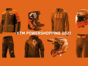 Irresistibles ofertas en los artículos Casual y Functional de la gama KTM PowerWear