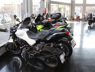 El precio medio de la moto de ocasión es de 5.601 euros
