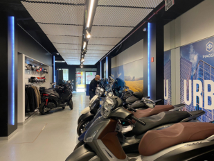 Motospazio Hamamatsu estrena instalaciones en Barcelona