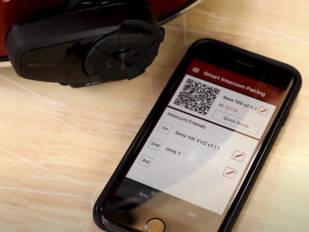 La nueva función Smart Intercom Pairing (SIP) de Sena