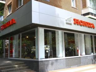 Otobai abre un nuevo concesionario Honda en Madrid