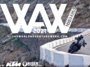 Anímate a participar en la World Adventure Week 2021