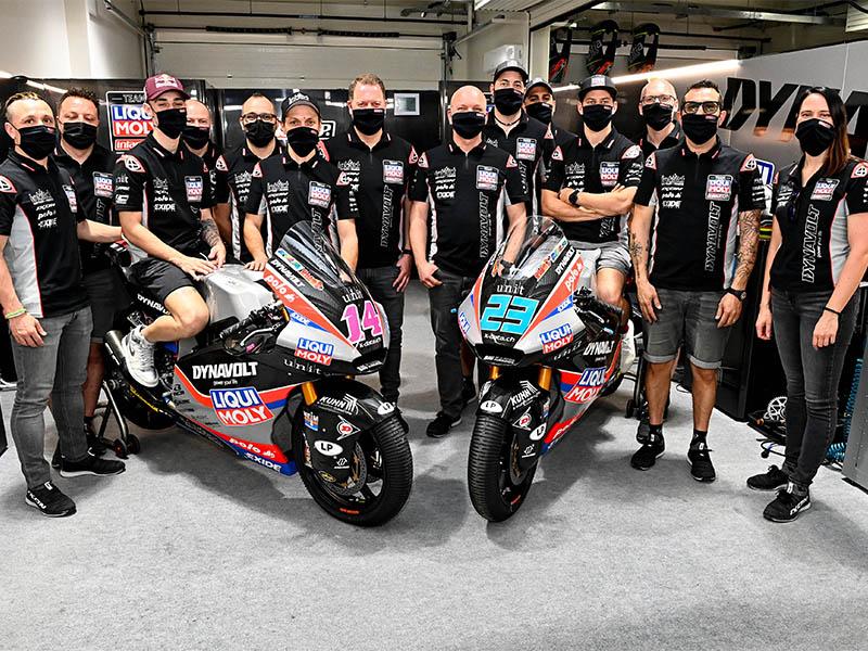 Liqui Moly sortea dos entradas para MotoGP