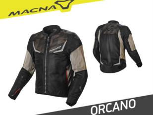 Una chaqueta ideal para el verano, la Macna Orcano