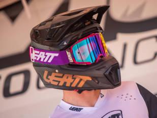 Mundo Talio presenta las gafas Leatt 6.5 Iriz