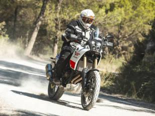 Componentes de suspensión para la Yamaha Ténéré 700: aún más capaz