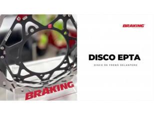 DMOT nos muestra el disco de freno EPTA de Braking