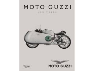 Moto Guzzi celebra su centenario regalando un libro conmemorativo