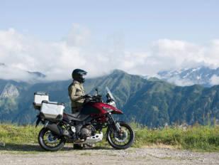 Suzuki nos recuerda los puntos clave a revisar antes de irnos de vacaciones con nuestra moto
