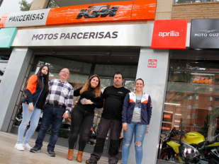 "Motos Parcerisas (Lleida): ""De Osona a Lleida"""