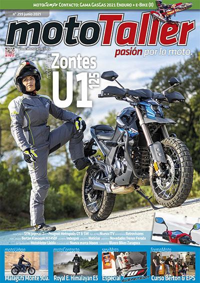 MotoTaller 299 junio 2021