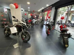 Asistimos a la inauguración de Ducati Maquina Motors
