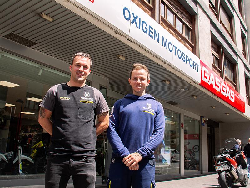 Oxigen Motosport: para exigentes