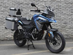 Nueva Voge 650DS/DSX, una trail aventura que dará que hablar