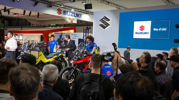 Yamaha, Suzuki y MV Agusta confirman su participación en EICMA 2021
