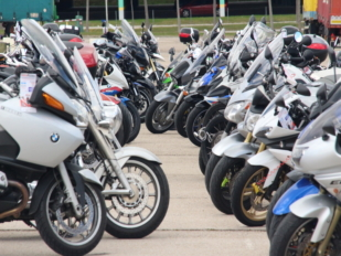 La moto, entre los vehículos que menos cae respecto a 2019, supera el 14% de cuota