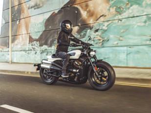 Así es la nueva Sportster S de Harley-Davidson
