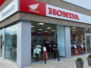 Blanmoto abre un nuevo concesionario de Honda en Blanes