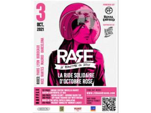 Royal Enfield organiza un sorteo para apoyar la 5ª Edición del Ride and Roses Event (R.A.R.E.)