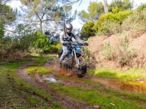 "Zontes U1 125: ""Pequeña gran trail"""