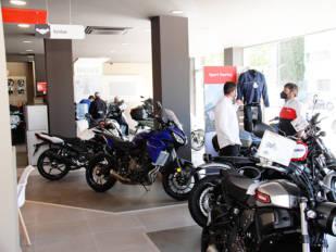 Las matriculaciones de motocicletas retroceden un 6,3% en junio