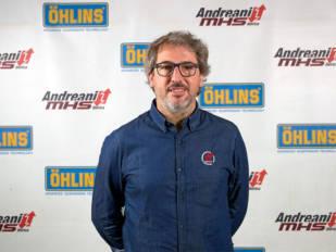 Juan Martínez analiza la primera mitad de la temporada y el desenlace de MotoGP