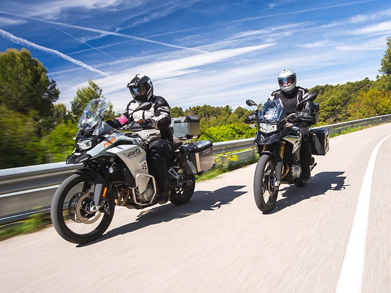 La moto, solución de movilidad y aparcamiento para la gran mayoría de motoristas y automovilistas