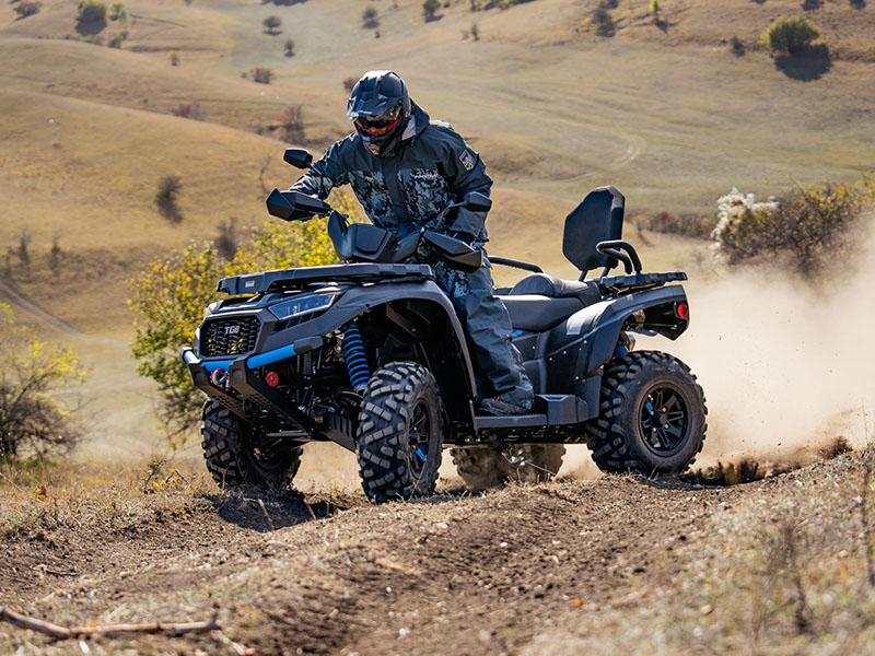 Llega la nueva gama 2022 de ATVs de TGB