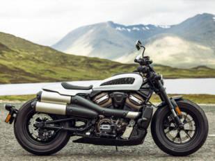 Dunlop desarrolla el neumático GT503 para la Harley-Davidson Sportster S