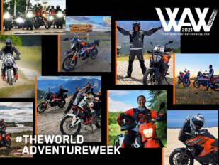 Éxito absoluto de la World Adventure Week de KTM