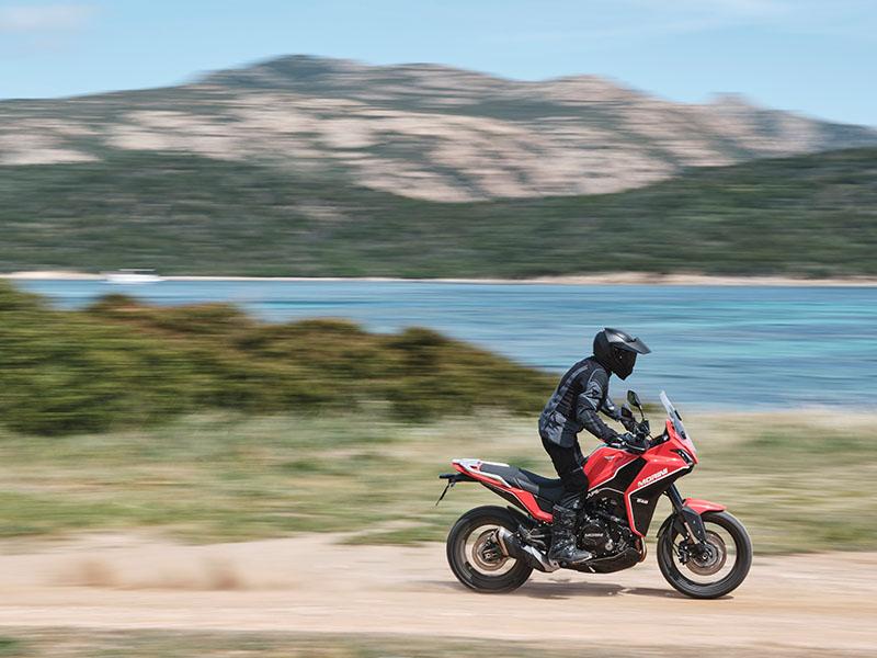 Moto Morini revoluciona el segmento adventure con su X-CAPE