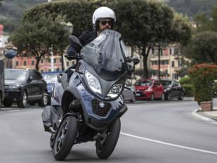 Grupo Piaggio gana en primera instancia los juicios por infracción de patentes contra Peugeot Motocycles