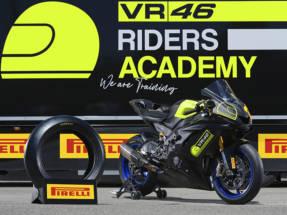 Pirelli, suministrador de neumáticos de la Academia de Pilotos VR46