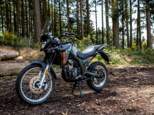 La nueva Malaguti DuneX125 ya está en concesionarios