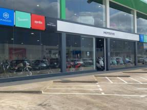 Motovivo es el nuevo concesionario del Grupo Piaggio en Sant Boi de Llobregat (Barcelona)