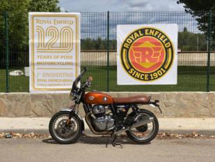Royal Enfield congrega a sus fieles en Cuenca
