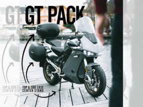 """Zero Motorcycles lanza la promoción """"SR/S GT Pack"""""""