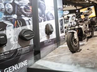 Triumph, otra marca que se sube al carro de EICMA 2021