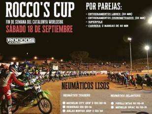 Ya te puedes inscribir en la Rocco's Cup