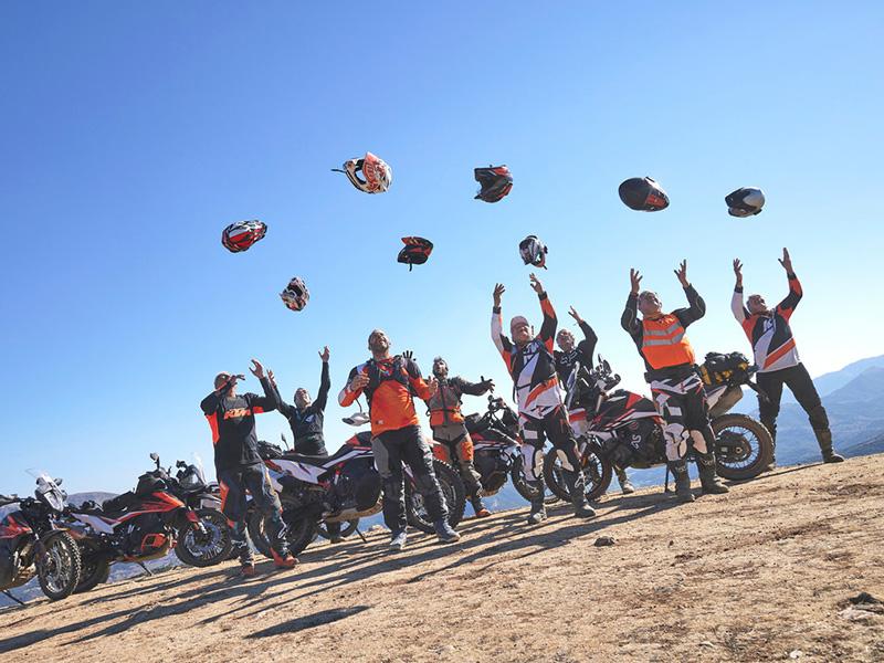 La European KTM Adventure Rally volvió para ser un éxito