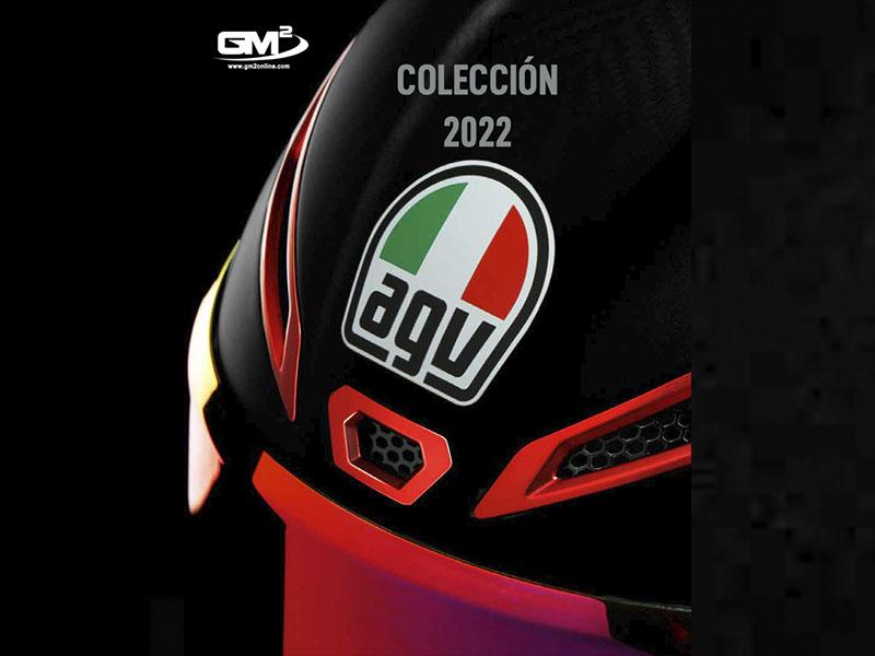 GM2 presenta el catálogo AGV 2022